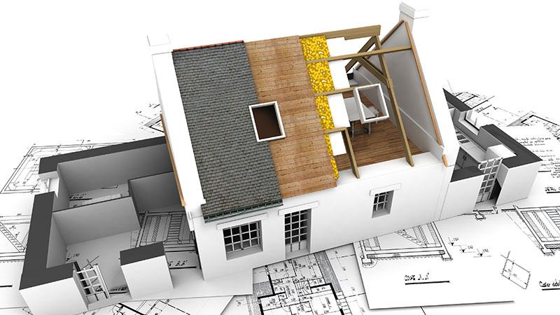 toiture maison plan